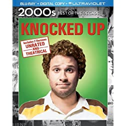 Knocked Up (Blu-ray + Digital Copy + UltraViolet)