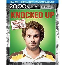 Knocked Up (Blu-ray + Digital Copy + UltraViolet)