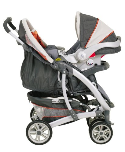 Graco Quattro Tour Sport Travel System Stroller Boone