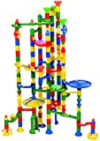 Marble Run - Marbulous Marble Run 202 Pieces + Bonus 50 Marbles Total of 252 Pieces