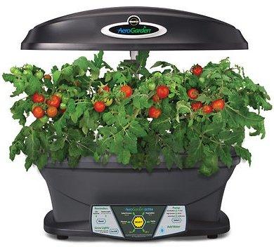 Miracle Gro Aerogarden Extra with Bonus Cherry Tomato Seed Pod Kit (Aerogarden Seed Kit Tomato compare prices)