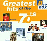 Various Greatest Hits of the 70's (8CD-Box)