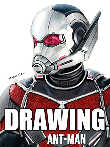 Clip: Drawing Ant-Man on Amazon Prime Video UK