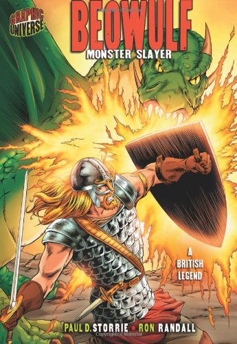 Beowulf: Monster Slayer: A British Legend (Graphic Universe)