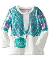 Diesel Baby Girl's  TREVB MAGLIETTA Long Sleeve T-Shirt