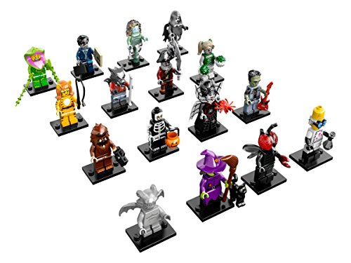 LEGO-Minifigures-Series-14-MONSTERS-ONE-1-Mystery-Pack