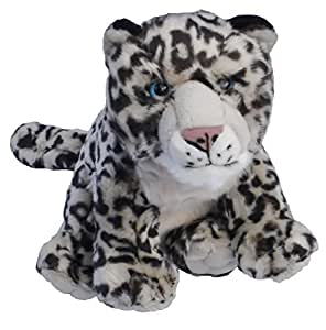 Wild Republic 30cm Cuddlekins Snow Leopard