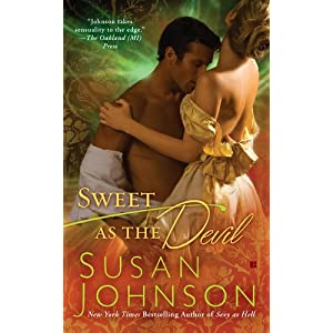 Sweet as the Devil - Susan Johnson
