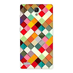 ColorFull Ribbons Print Back Case Cover for Redmi Note 4