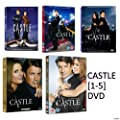 Castle: Complete Seasons 1-5 on DVD 1 2 3 4 5