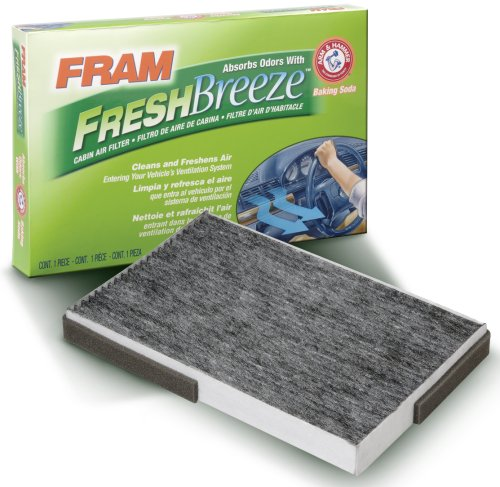 FRAM CF10134 Fresh Breeze Cabin Air Filter for select  Acura/ Honda models