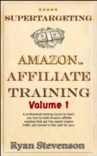 Affiliate Niche Research, Keyword Research & Site Building (Supertargeting Affiliate Training)