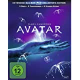 Avatar - Aufbruch nach Pandora (Extended Collector&#39;s Edition) [Blu-ray]von &#34;Sigourney Weaver&#34;