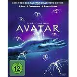 """Avatar - Aufbruch nach Pandora (Extended Collector's Edition) [Blu-ray]von """"Sigourney Weaver"""""""