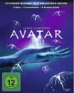 Avatar - Extended Edition [Alemania] [Blu-ray]