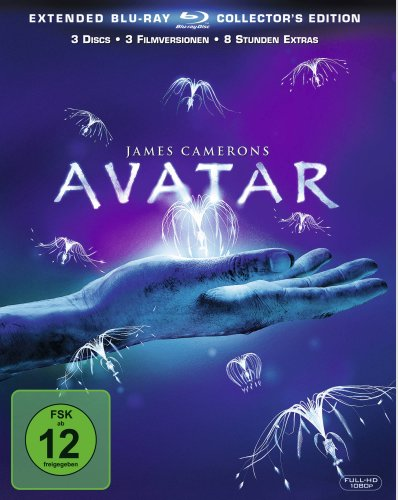 Avatar - Extended Edition [Edizione: Germania]