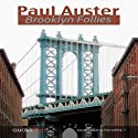 Brooklyn Follies Audiobook by Paul Auster Narrated by Juan Manuel Martínez