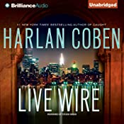 Live Wire: A Myron Bolitar Novel | [Harlan Coben]