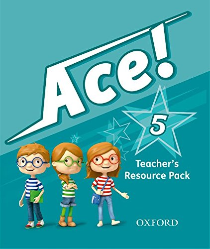 Ace! 5: Teacher's Resource Pack (CD no incluido)