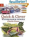 Quick & Clever Watercolor Pencils