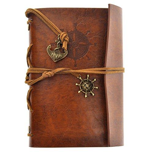 leorx-pirata-depoca-ancoraggio-fogli-volanti-stringa-associato-bianco-notebook-travel-journal-diario