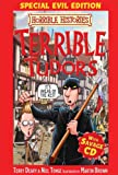 Terrible Tudors; Special Evil Edition with Savage CD (Horrible Histories)