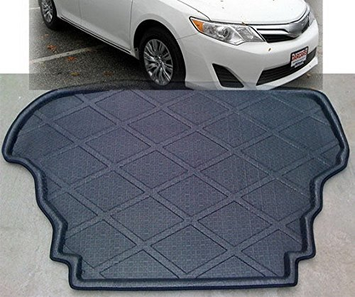 Car Fitting Durable Trimmable Rear Protector Cover Cargo Trunk Mat Boot Liner Fit For 2012 2013 2014 TOYOTA CAMRY
