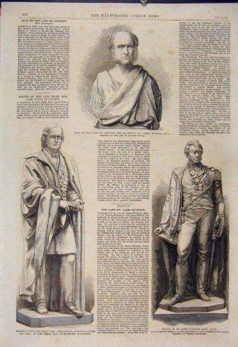 ministro-mgrigor-di-wilson-dellarchitetto-di-bunning-della-statua-del-busto