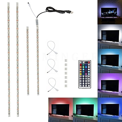 minger-usb-led-streifen-usb-rgb-2-x-50cm-und-2-x-100cm-farbwechsel-tv-hintergrund-beleuchtung-led-li