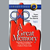 A Great Memory: Remember Everything You Hear, Read, and Study | [Robert Montgomery]