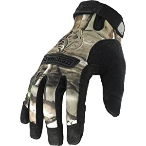 Ironclad RT-GUG-02-S General Utility Realtree AP Outfitters Glove, Camouflage, Small