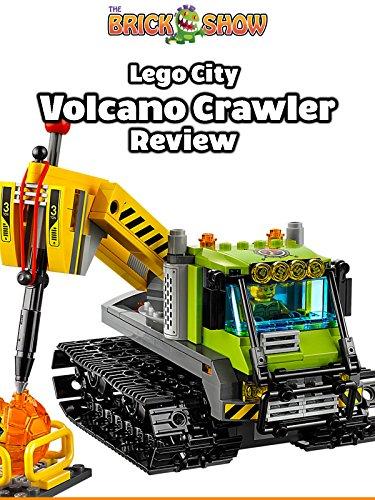 Review: Lego City Volcano Crawler Review