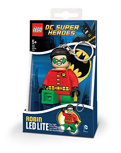 LEGO DC Universe Robin Key Light
