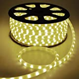 Flex LED Neon Rope Light Warm White 150' Holiday Lighting