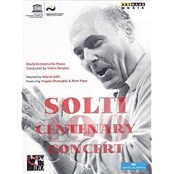 Solti Centenary Concert