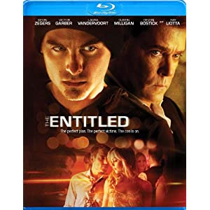 51wa25tgDiL. SL500 AA300  Giveaway: The Entitled on Blu ray Starring Ray Liotta, Victor Garber and Laura Vandervoort