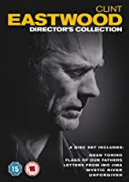 Clint Eastwood - The Director's Collection (Mystic River, Unforgiven, Gran Torino, Letters From Iwo Jima, Flags of Our Fathers [Import anglais]