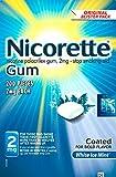 Nicorette White Ice Mint Nicotine Stop Smoking OTC Gum 2mg 200 Count