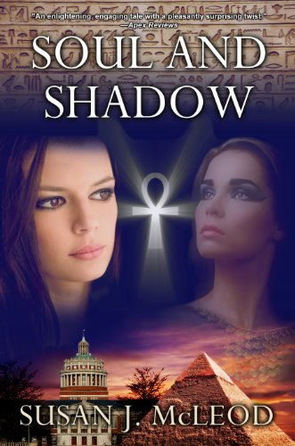 Soul and Shadow (A Lily Evans Mystery - Book 1) by Susan J. McLeod