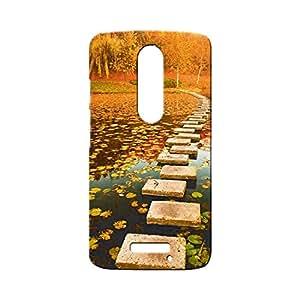 G-STAR Designer Printed Back case cover for Motorola Moto X3 (3rd Generation) - G6636