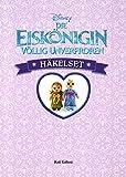 Image de Disney Die Eiskönigin: Häkelset: Häkelbuch mit allen passenden Materialien für Elsa un