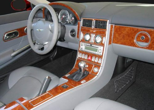 Chrysler crossfire interior - 2004 chrysler crossfire interior ...
