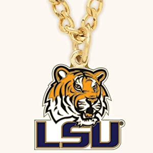 Buy LSU Tigers Official NCAA 18 Necklace by Wincraft by WinCraft