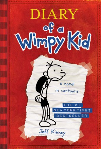 Kids on Fire: Diary Of A Wimpy Kid Series For Kindle