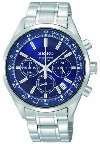 Seiko Men'S Ssb039 Special Value Chronograph Watch
