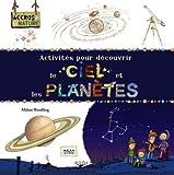 """Afficher """"Activités pour découvrir le ciel et les planètes"""""""