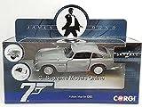 James Bond Skyfall Aston Martin Db5 Car Craig Corgi Example 1/36 Size T3412Z
