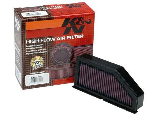 K&N Bm-1299 Bmw High Performance Replacement Air Filter front-533220