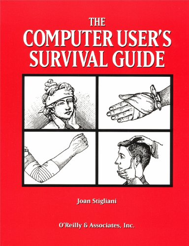 The Computer User'S Survival Guide: Staying Healthy In A High Tech World front-788068