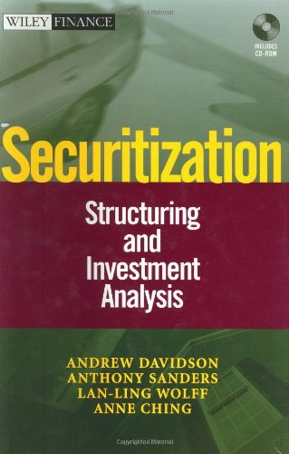 Securitization: Structuring and Investment Analysis